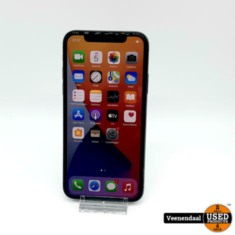 Apple iPhone X 64GB Space Gray - In Nette Staat