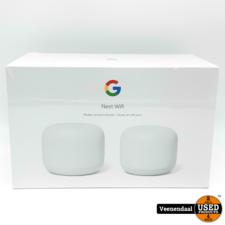 Google Google Nest Wifi Google Home Router + Modem - Nieuw In Seal