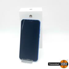 Huawei Huawei P20 Lite 64GB Klein Blue - In Goede Staat