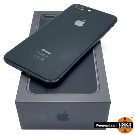Apple iPhone 8 Plus 256GB Accu:86% - In Goede Staat