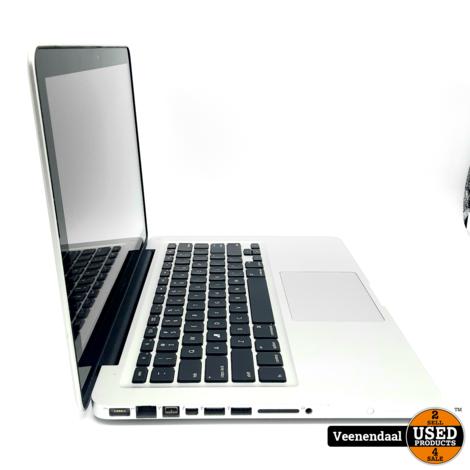 Apple Macbook Pro 2012 13Inch 500HDD 4GB - In Goede Staat