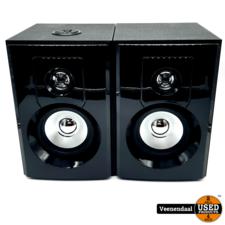 Fenton Fenton SHF404B 80Watt Bluetooth Speakers - In Goede Staat