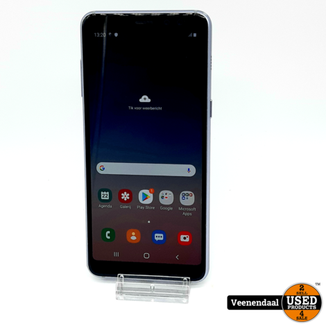 Samsung Galaxy A8 2018 32GB Lavendel - In Goede Staat