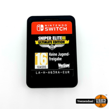 Nintendo Sniper Elite 3 Ultimate Edition - Nintendo Switch Game