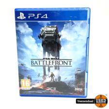 Sony Playstation 4 Star Wars Battlefront - Playstation 4 game
