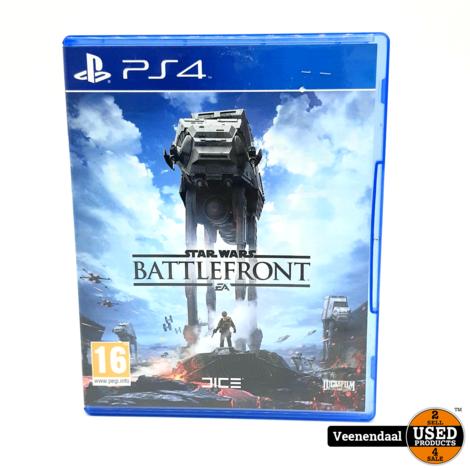 Star Wars Battlefront - Playstation 4 game