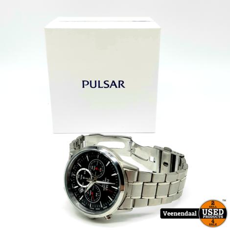 Pulsar Horloge VD53-X293 Horloge - In Goede Staat