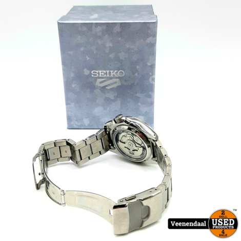 SEIKO 5 SPORTS 4R36-08L0 Horloge - In Goede Staat