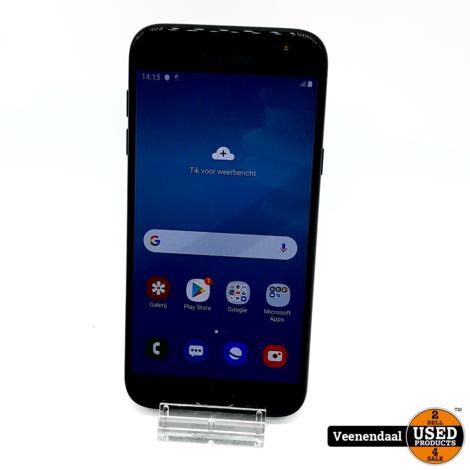 Samsung Galaxy J5 2017 16GB Zwart - In Goede Staat