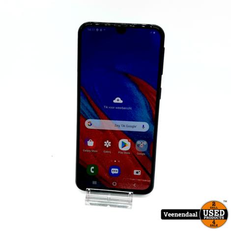 Samsung Galaxy A40 64GB Zwart - In Goede Staat