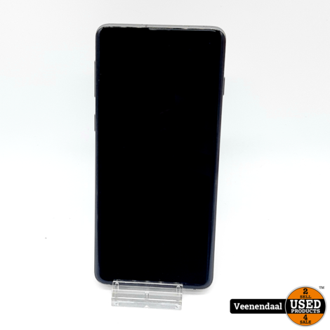 Samsung Galaxy S10 128GB Prism Black - In Prima Staat