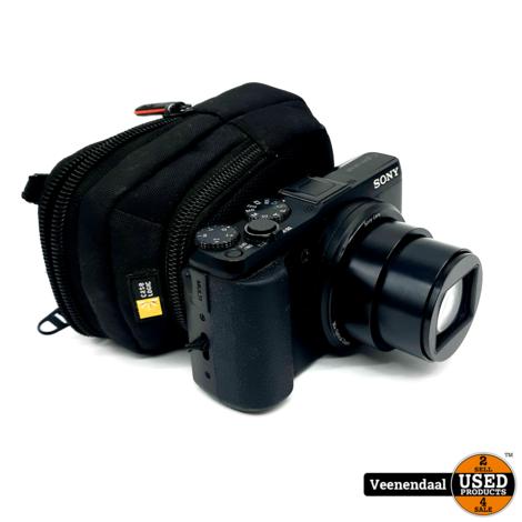 Sony Cybershot DSC HX50 Compact Camera - In Goede Staat
