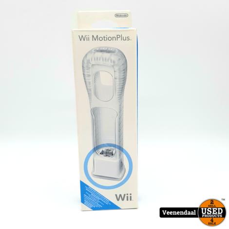 Nintendo Wii Motion Plus - Nieuw