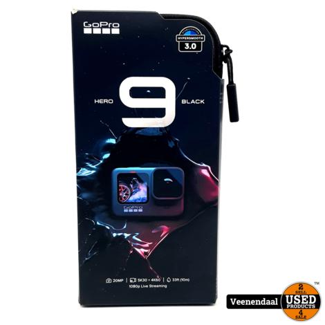 GoPro Hero 9 Black - Nieuw