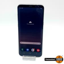 Samsung Samsung Galaxy S8+ 64GB Zilver - In Goede Staat