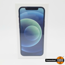 Apple Apple iPhone 12 256GB Blue - NIEUW IN SEAL
