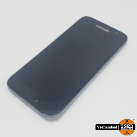 Samsung Galaxy S7 32GB Black - In Goede Staat