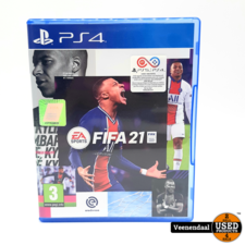 Sony Playstation 4 Fifa 21 - PS4 Game