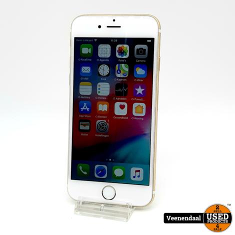 Apple iPhone 6 64GB Goud Accu 93% - In Goede Staat