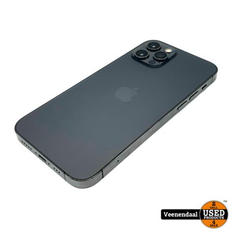 Apple iPhone 12 Pro 256GB Grafiet - Nieuw!