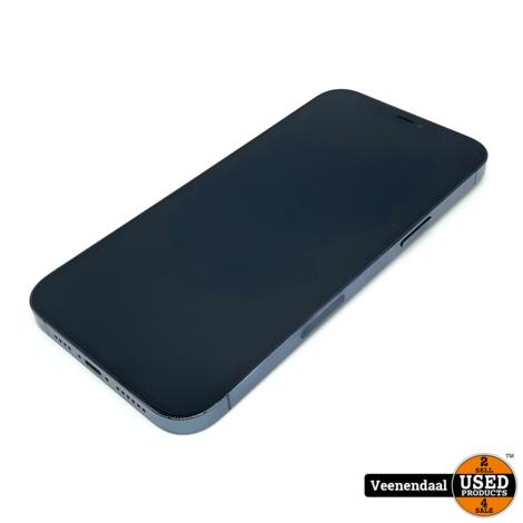 Apple iPhone 12 Pro Max 256GB Oceaan Blauw - Nieuw!