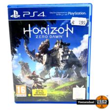 Sony Playstation 4 Horizon Zero Dawn - PS4 Game