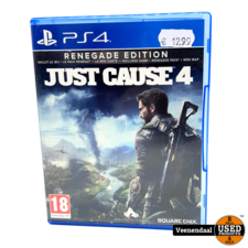 Sony Playstation 4 Just Cause 4 - PS4 Game
