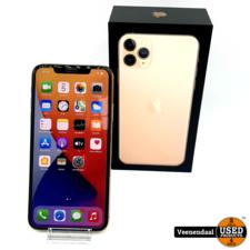 Apple Apple iPhone 11 Pro Max 64GB Goud Accu 92%- In Goede Staat