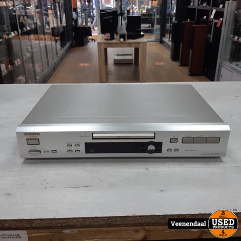 Onkyo DV-SP501 DVD Speler 15Watt - In Goede Staat