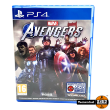 Sony Playstation 4 Marvel's Avengers - PS4 Game