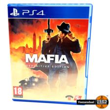 Sony Playstation 4 Mafia: Definitive Edition - PS4 Game