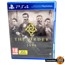 Sony Playstation 4 The Order: 1886 - PS4 Game