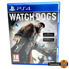 Sony Playstation 4 Watch Dogs - PS4 Game