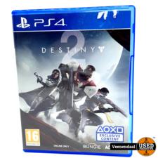Sony Playstation 4 Destiny 2 - PS4 Game