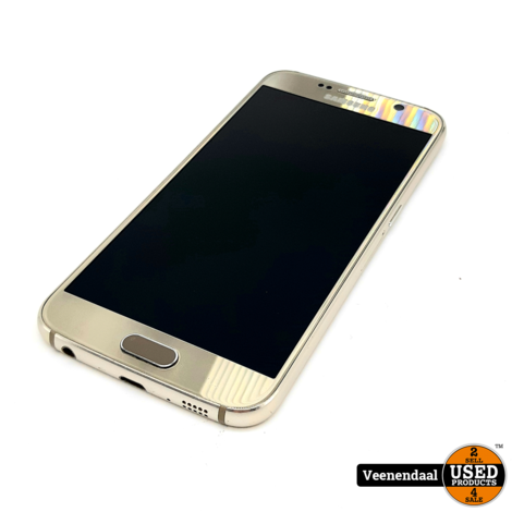 Samsung Galaxy S6 64GB Goud - In Goede Staat