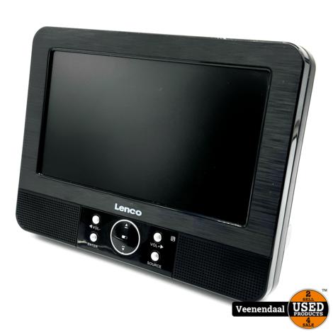 Lenco DVP 738  portable DVD-Speler - In Goede Staat