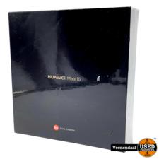Huawei Huawei Mate10 64GB Black - Nieuw + Verzegeld