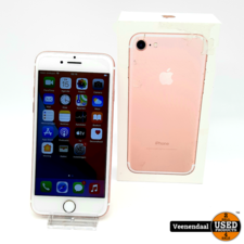 Apple Apple iPhone 7 32GB Rose Gold Accu 84% - In Goede Staat