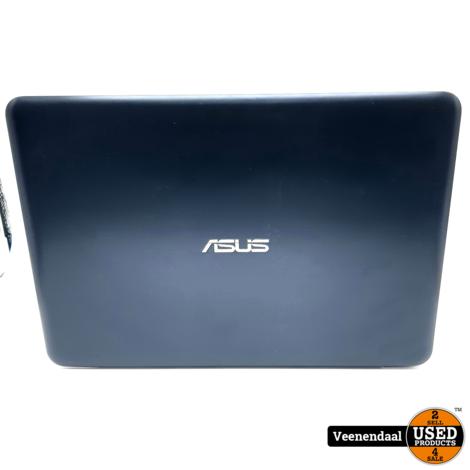 Asus L402W AMD E2 64GB 4GB - In Nette Staat