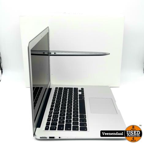 Apple Macbook Air 2015 i5 8GB 128GB SSD - In Nette Staat