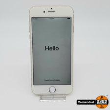 Apple Apple iPhone 6 64GB Wit - Accu 95% - In Goede Staat