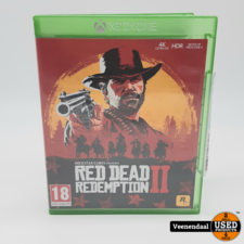 xbox one Red Dead Redemption 2 - Xbox One Game