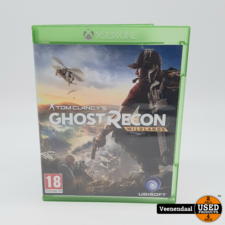 xbox one Tom Clancy's Ghost Recon: Wildlands - Xbox One Game