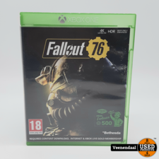 xbox one Fallout 76 - Xbox One Game