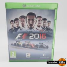F1 2016 - Formula 1 - Xbox One Game