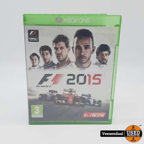 F1 2015 - Formula 1 - Xbox One Game