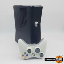 Microsoft Xbox 360 4GB Slim Zwart - In Goede Staat