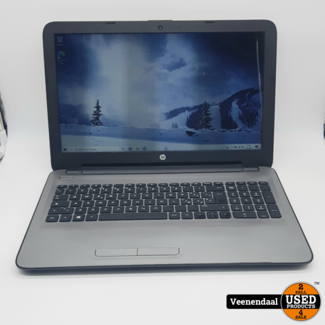 HP NoteBook 15-ay036nl - 8GB - 1TB HDD - In Goede Staat