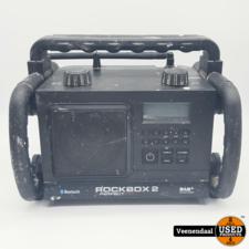 PerfectPro ROCKBOX 2 - DAB+ Bouwradio - In Goede Staat