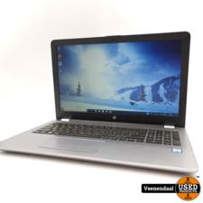 HP HP 250 G6 128 GB SSD Schijf i3 6e Generatie - In Goede Staat